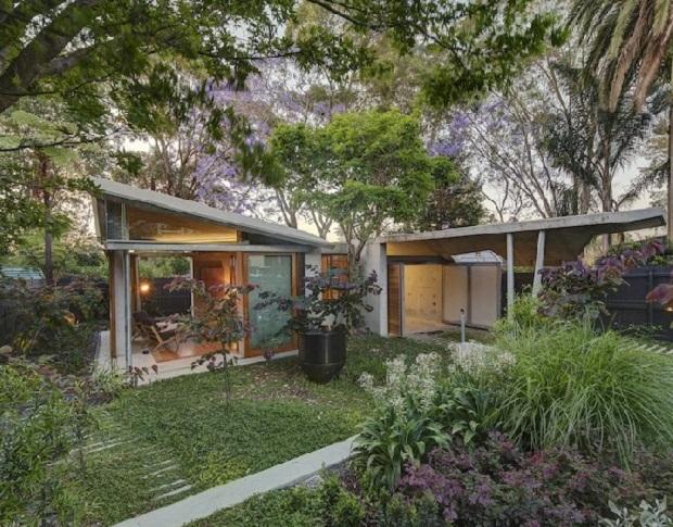 「主役は、庭」の家「The Garden Project」