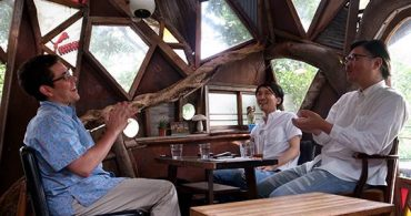 【対談】greenz.jpにて鈴木菜央さん×YADOKARIで対談させて頂きました!