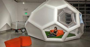 都市ノマドのための変身するモバイルハウスが一堂に会した「TRUCK-A-TECTURE」