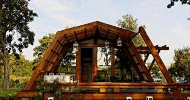 水と光を有効活用する、エコフレンドリーなスモールハウス「The Soleta zeroEnergy 」