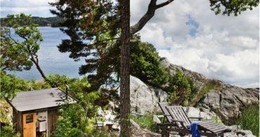 海辺のテラスの小さな家、「ステキな15㎡(15 FANTASTISKA KVADRATMETER) 」