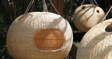 籐の巣の中でひとやすみ「Nido in Buenos Aires」