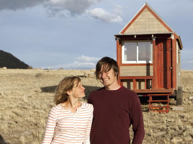 大きな夢を現実にしたプチマイホーム「Tiny House」