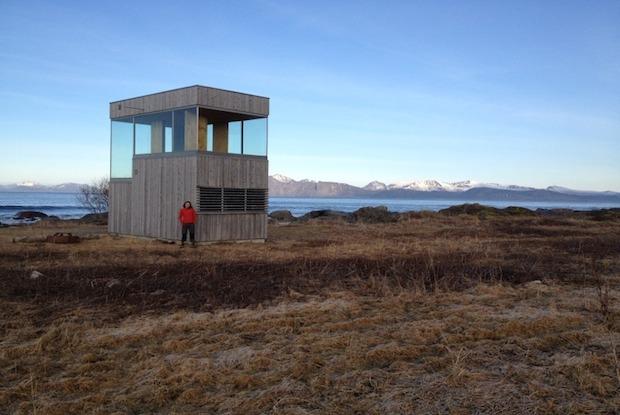 「何もない」ところには何がある?ノルウェーの最果てにある隠れ家「Artist Retreat」