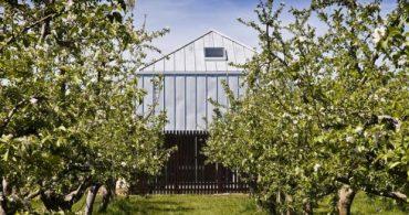 余計なものは削ぎ落とす、リンゴ園の中にある「好き」を形にしたスモールハウス「MCKENZIE HOUSE」
