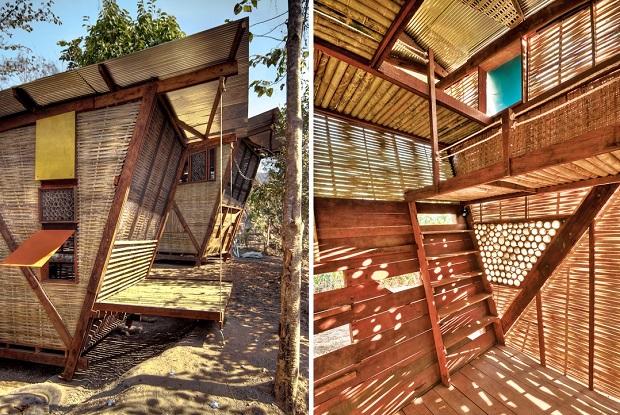 Soe Ker Tie House, Noh Bo, Tak, Thailand
