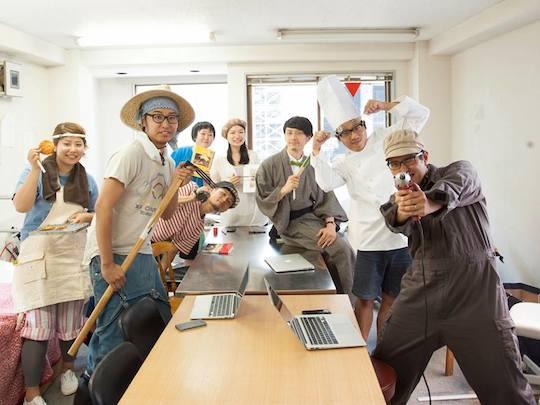 リトルトーキョーで開催される第2回「HAT」にYADOKARIさわだ・ウエスギがゲストプレゼンターとして登壇します!