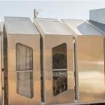 砂漠のミニマルハウスで、老人は隠者のように暮らす「Joe:Making Space For Minimalist living」