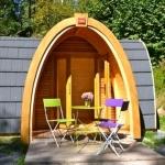 PODという名にふさわしい、まるで小宇宙のようなモバイルハウス「POD House」