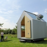 世界的建築家が手掛けた持続可能なちいさいおうち「Diogene」