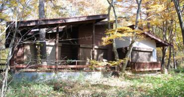 森とともに成長する家 in 軽井沢