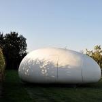 卵型ガーデンオフィス「Blob vB3」