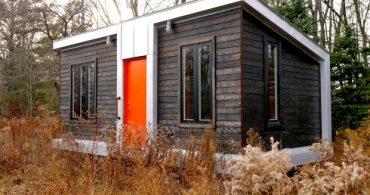 小さい中に快適さを、エスプレッソのように凝縮されたスモールハウス「The 227 House」