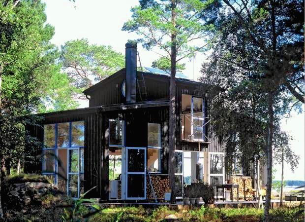 夏休みにスウェーデン人が過ごしたい家はこれ!?「A SWEDISH SUMMER CABIN」