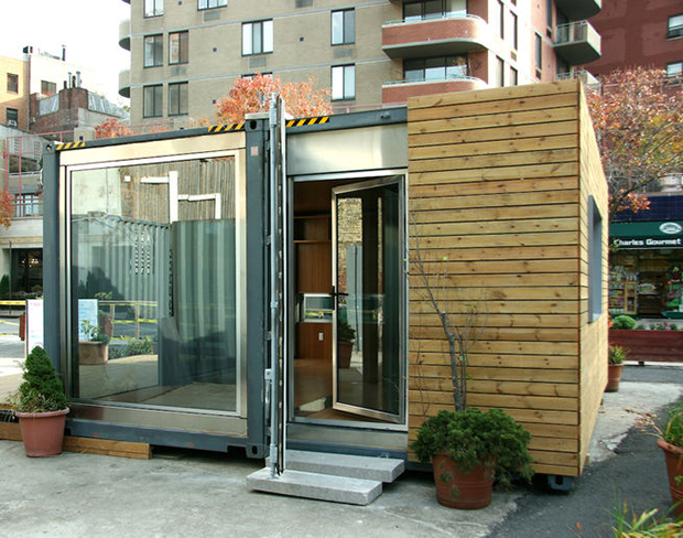 夢が広がる、低コスト短期間で手に入る自分の家「Shipping Container Home: MEKA」