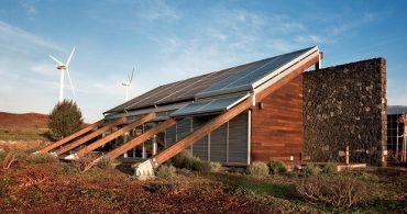 太陽を活かし、太陽と暮らす家「Wall house in Tenerife」
