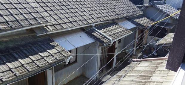 屋根ヘッダー
