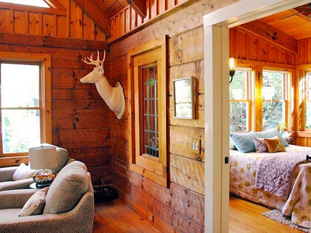 Sweet Dreams Cabin 02
