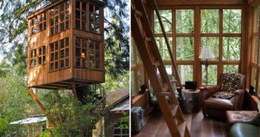 朝食専用から結婚式まで!ツリーハウスの可能性を広げる「Treehouse Point」