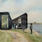 360度回転する稼動型ハウス、毎日違う景色を楽しめる!「The Observatories」