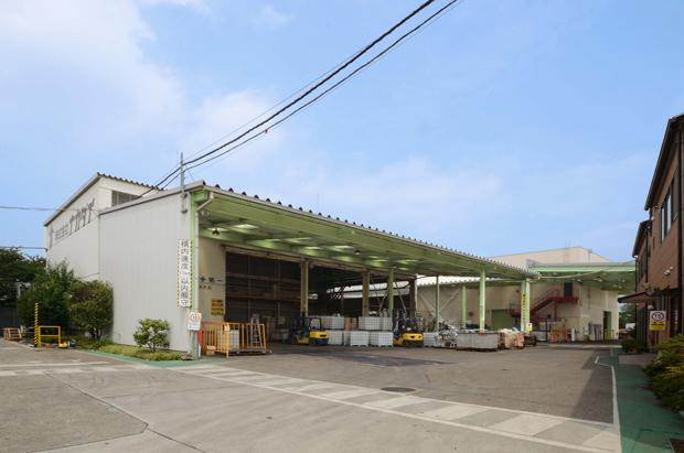 ナカダイ群馬工場 ©NAKADAI Co. Ltd.