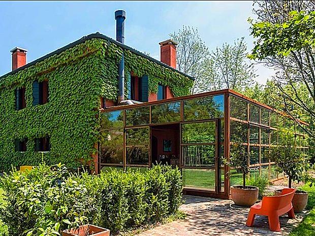 まるで自然の中に暮らしているような住まい「Zanon Architetti」