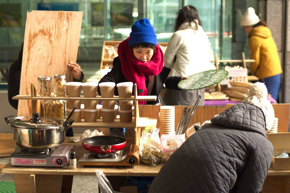 YADOKARI小商い部、活動第一弾!AOYAMA FOOD FLEA に出店してわかったこと