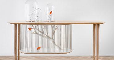 小鳥とお仕事「Cage Archibird」