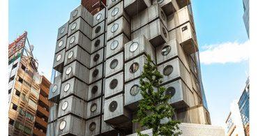 【インタビュー】ミニマリスト憧れの的!時代を超えて人々に愛される建築、中銀カプセルタワービルの魅力とは?