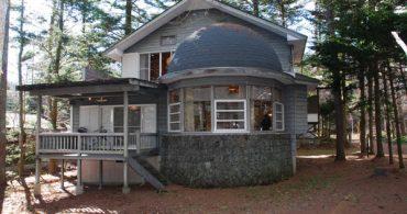 ジブリ的なオーラを纏った家 in 軽井沢・164坪