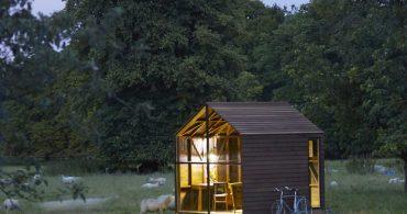 ポール・スミスが求めた休息小屋「Paul's Shed」