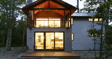 絶妙なサイズの、小さくてスマートな家「Work Studio」