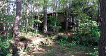溶け込む森の家 in 軽井沢