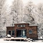 好きなものと好きな場所へ、移動する小さな家「Natalie's Tiny House 」