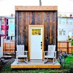 電気・水道を自分でまかなえる、完全オフグリッドのタイニーハウス「The Matchbox 」