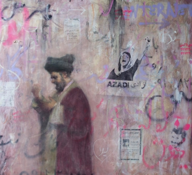 mullah_against_pink_wall_173_by_151cm_2014-2__large