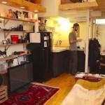 これぞスモールハウス的「オレ部屋」の本命か?騙し絵的なメゾネットが楽しい「A Photographer's Escher Like Apartment」