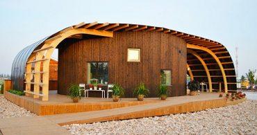 脱ひきこもり効果も!?学生が建てた、太陽光発電の省エネ住宅「Halo Home」