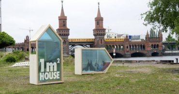 ザ・シンプル。欲しい空間は、想像よりも簡単につくれる。「1㎡ House」