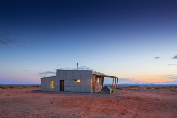 ブラフに建てられたのは「」だけではありません、プログラムで建てられたいくつかの家をご紹介します Via:designbuildbluff.org