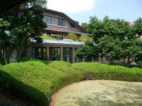 想定外な大型保養所・伊豆高原・3511坪