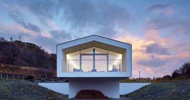 人目を気にせずゆったり過ごせる、スコットランドの別荘「Beach house」