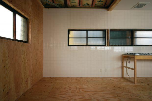 リノベーションが完了した「スイッチ下目黒」2階 写真提供:ルーヴィス