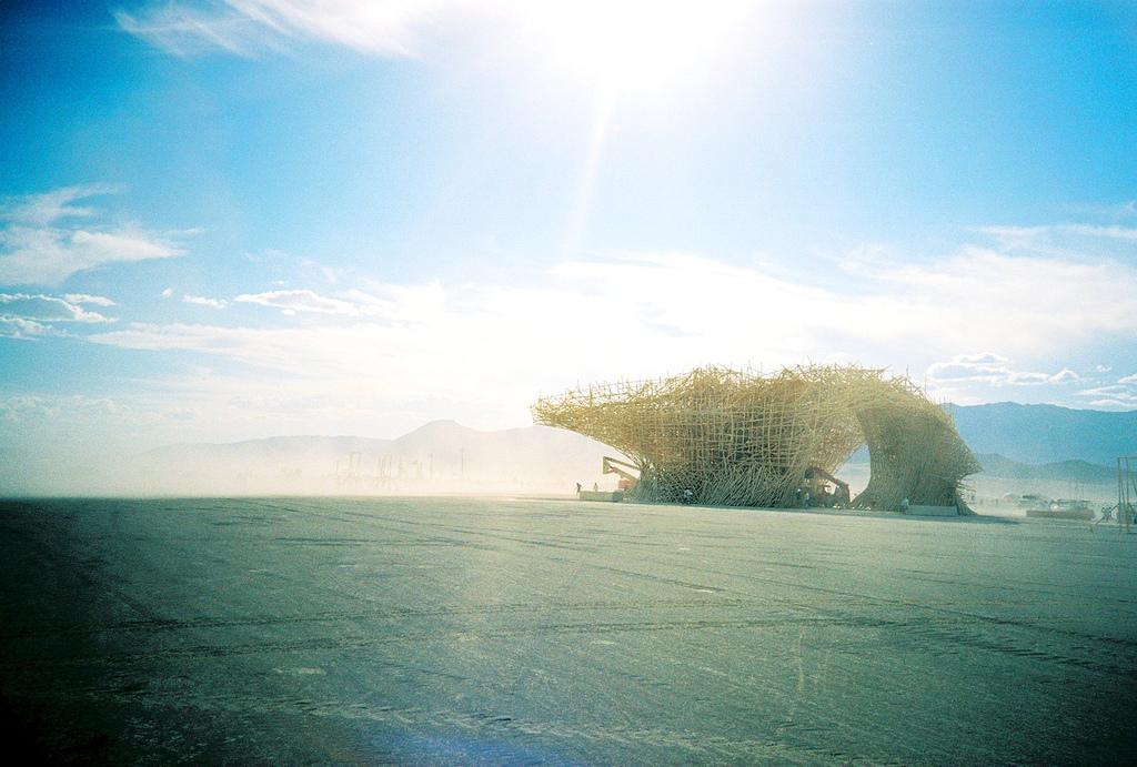 移ろいの美学。アルネ・ケーンズがつくる次世代型「ノアの方舟」?