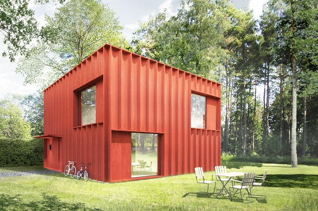 200万人のニーズと職人技で完成した、夢のような木造住宅「The Hemnet Home」