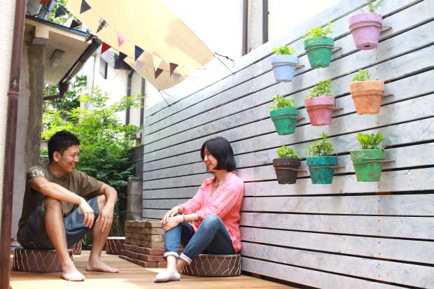 【取材】みんなで作って使う庭「コミュニティガーデン」に学ぶ、庭づくり、町づくり
