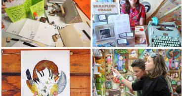 【特集コラム】第3回:ポートランドのアートと、手作り雑誌「Zine」文化