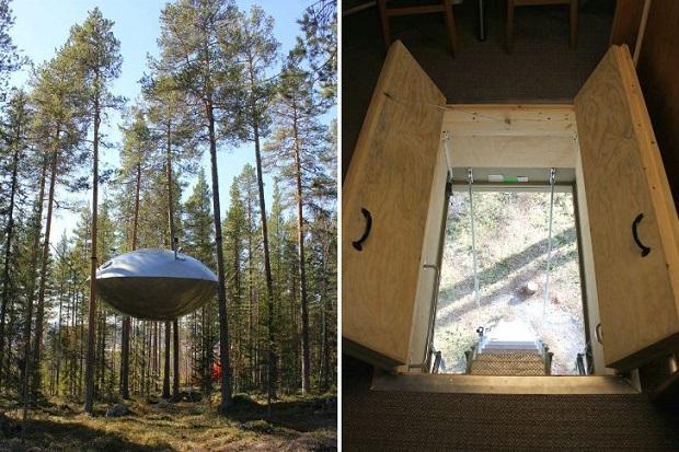 UFO-Treehotel-3