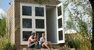 ちょっとお部屋が欲しい時、約200万円から買える家「Cabana concept」