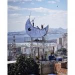 JR is back in Rio!! 五輪で沸いたリオで手がけた大規模アートプロジェクト